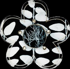 flower-brooch