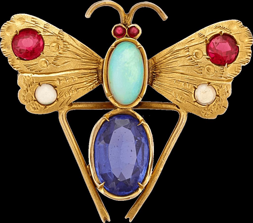 fly-brooch